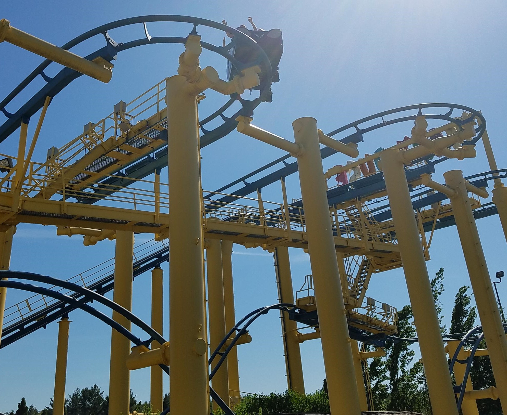 Michigan's Best Amusement Park - Michigan's Adventure