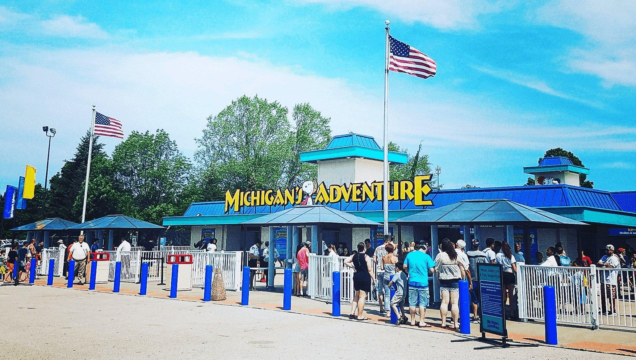 untitled 17 Reasons To Visit Michigan's Adventure Amusement Park & Water Park