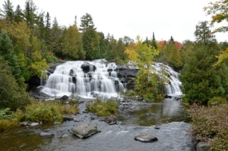 Check out the Beautiful Bond Falls