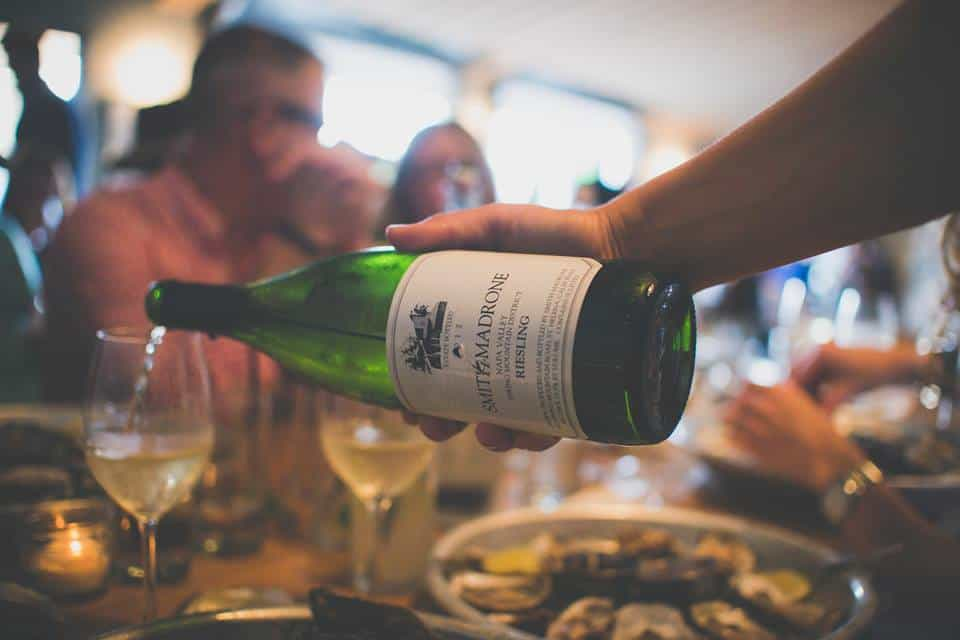 Night of 100 Rieslings - The Awesome Mitten
