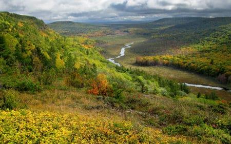 Michigan's Hidden Mountain Range | Porcupine Mountains Wilderness State Park