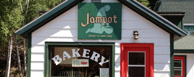 Jampot Bakery Snag a Slice of Heaven at The Jampot Bakery on Michigan's Keweenaw Peninsula