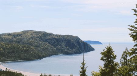 Our Lake Superior Circle Tour | #MittenTrip