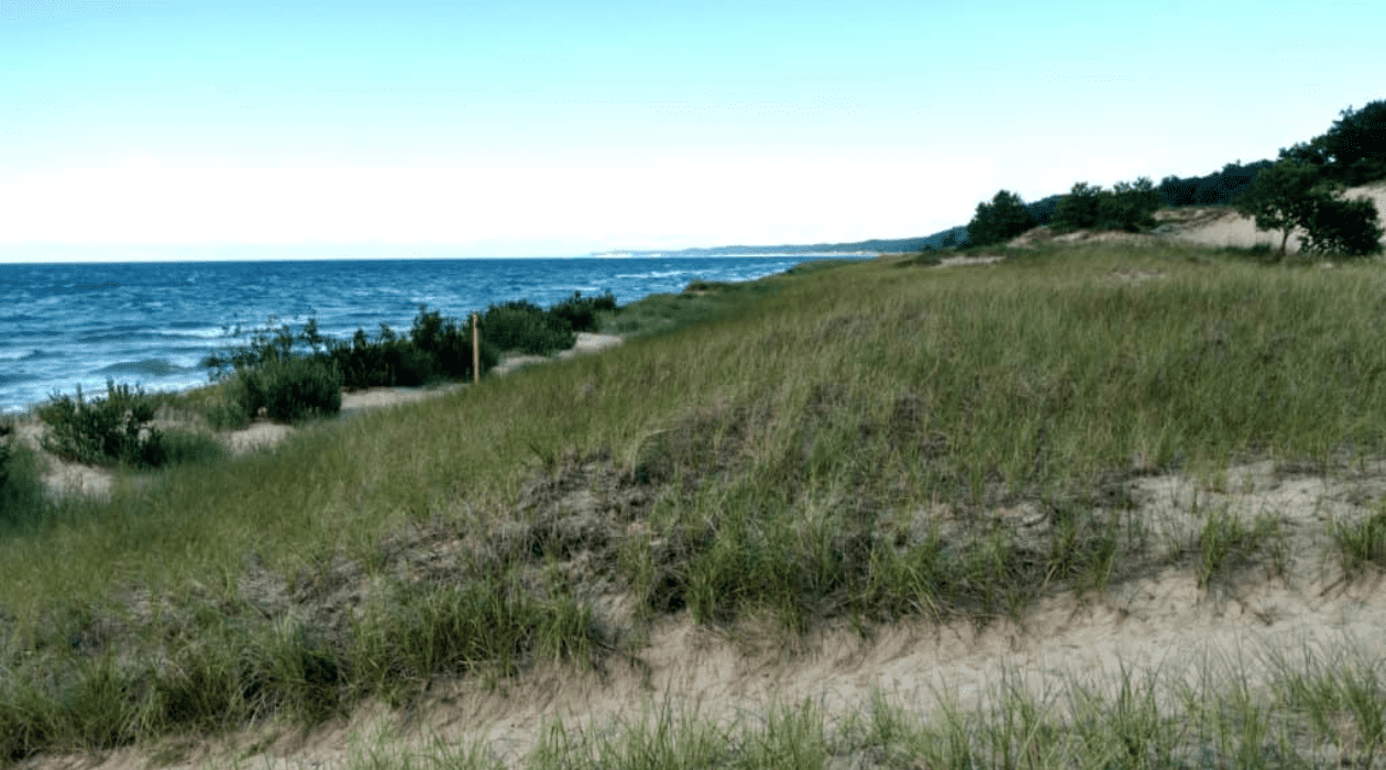 Nordhouse Dunes Camping: Nordhouse Dunes Wilderness