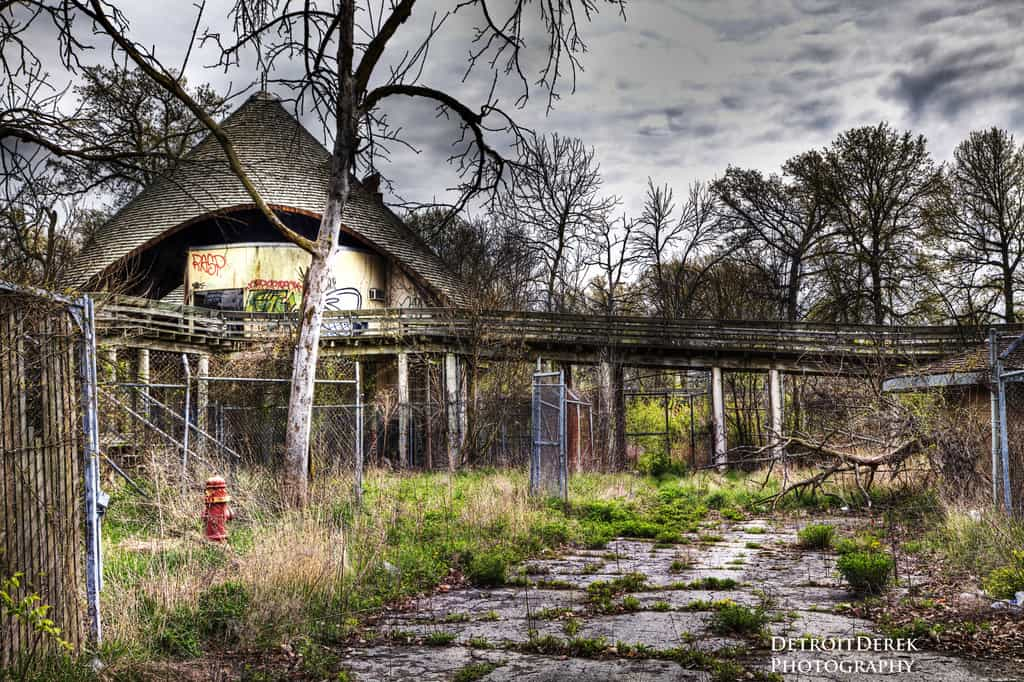 9 of the Coolest Abandoned Places in Michigan - The Awesome