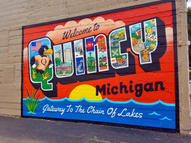 US 12 Heritage Trail, Michigan Avenue Road Trip - The Awesome Mitten