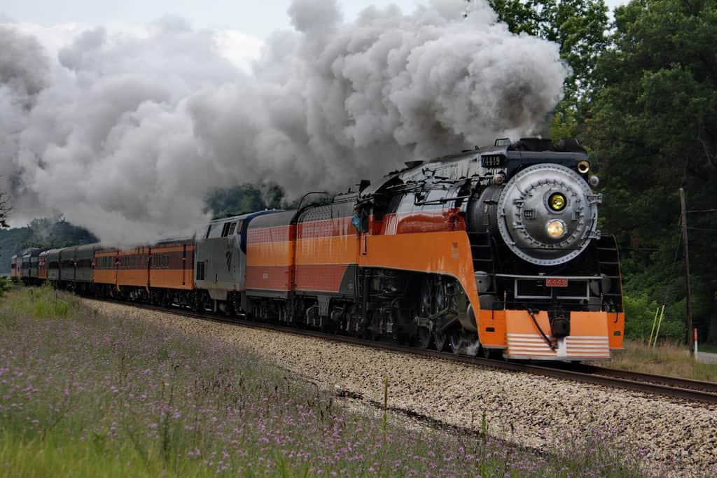 train 1 11 Best Train Rides in Michigan   Scenic Michigan Train Tours