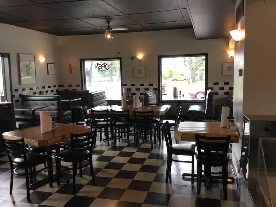 Traverse Bay Cafe offers Cuban fare and a cozy atmosphere. Photo courtesy of Traverse Bay Cafe - The Awesome Mitten