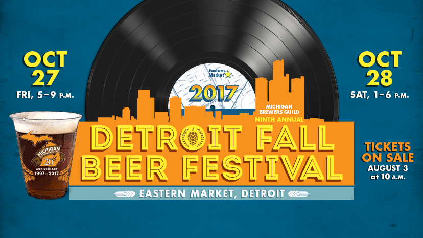21558790 10159343093600080 8274487565754850423 n Michigan Brewers Guild's Detroit Fall Beer Festival