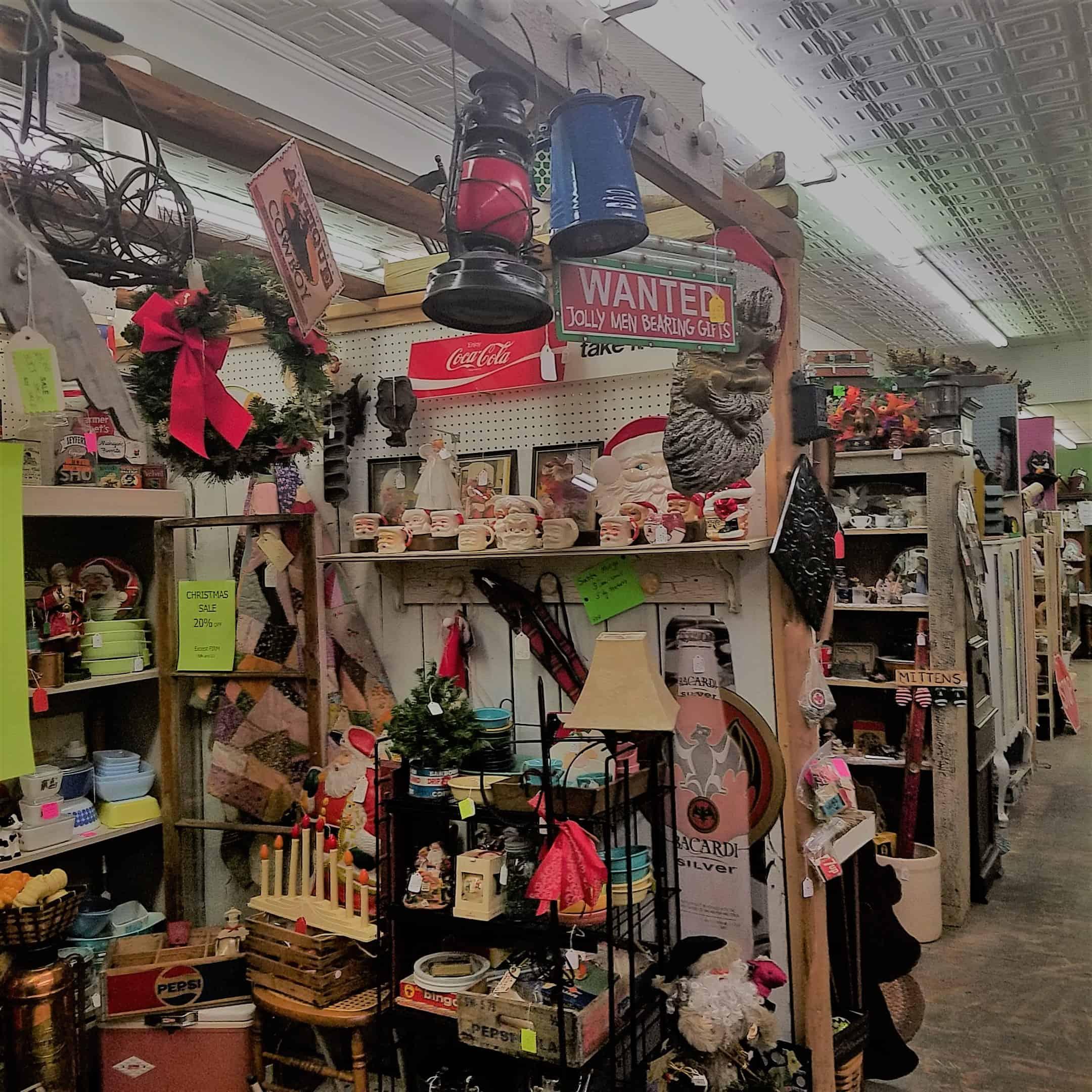 best Michigan antique stores