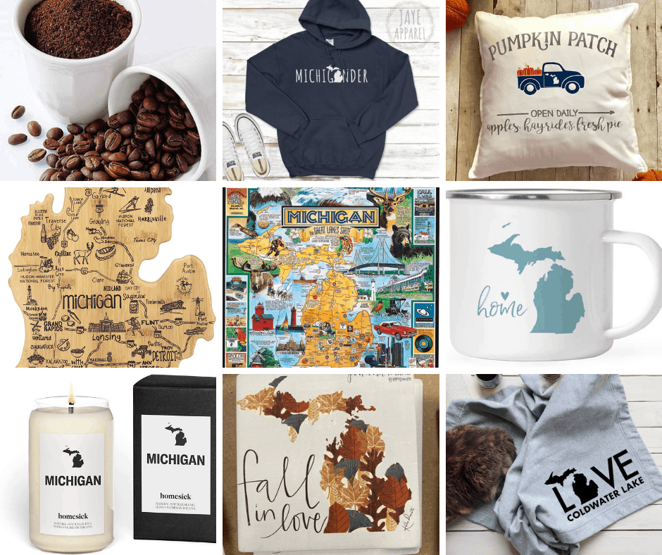 Falling into Michigan Giveaway on Awesome Mitten in October 2020
