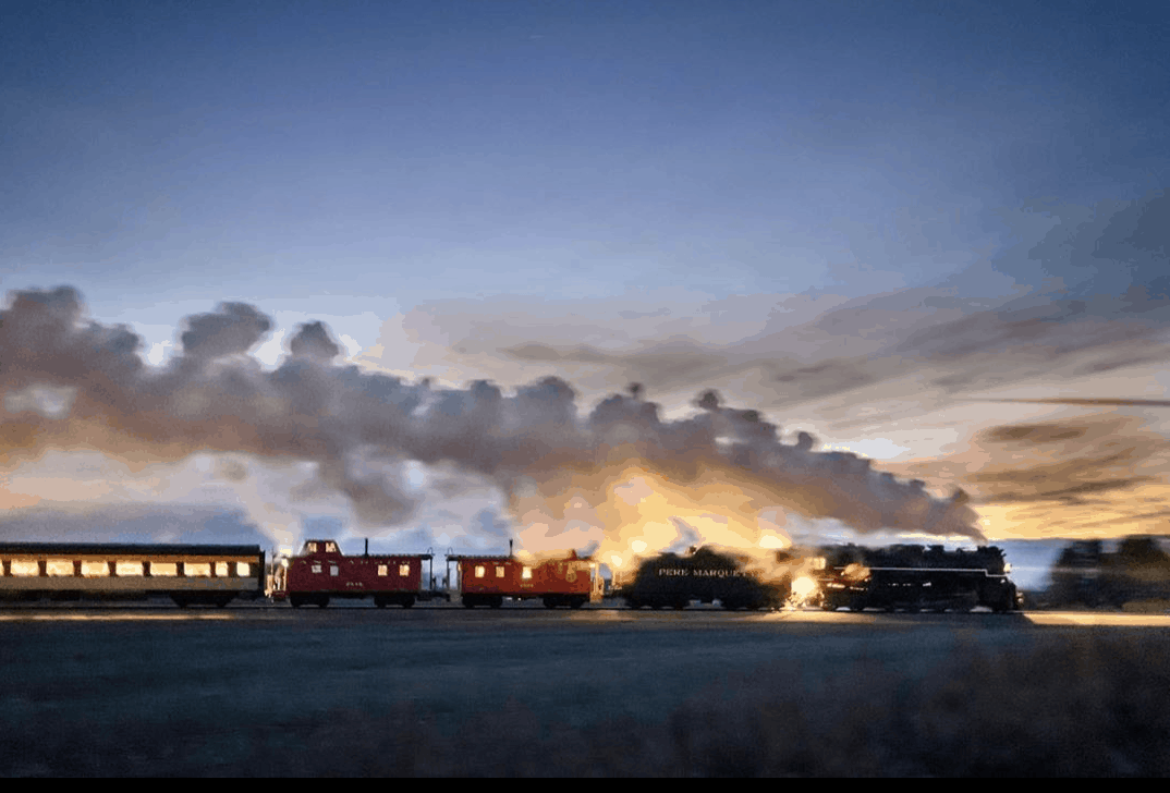 Steam Railroading Institute - Michigan Fall Color Train Tour