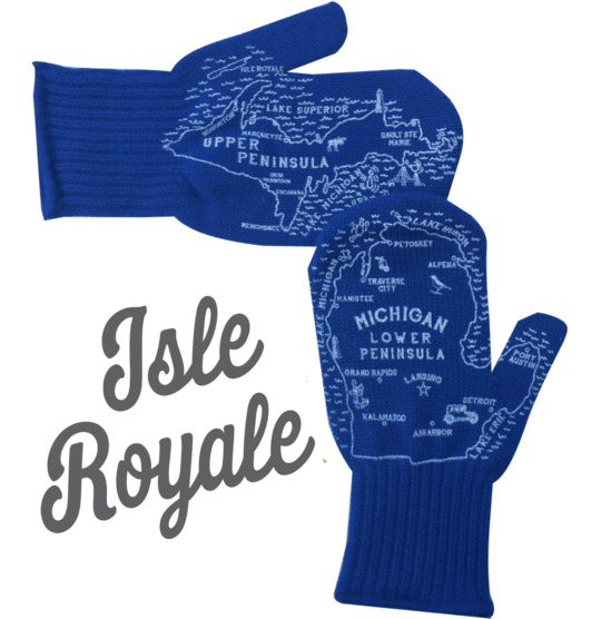 Michigan Mittens - an ultimate michigan gift idea