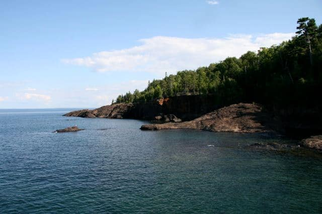 black rocks marquette