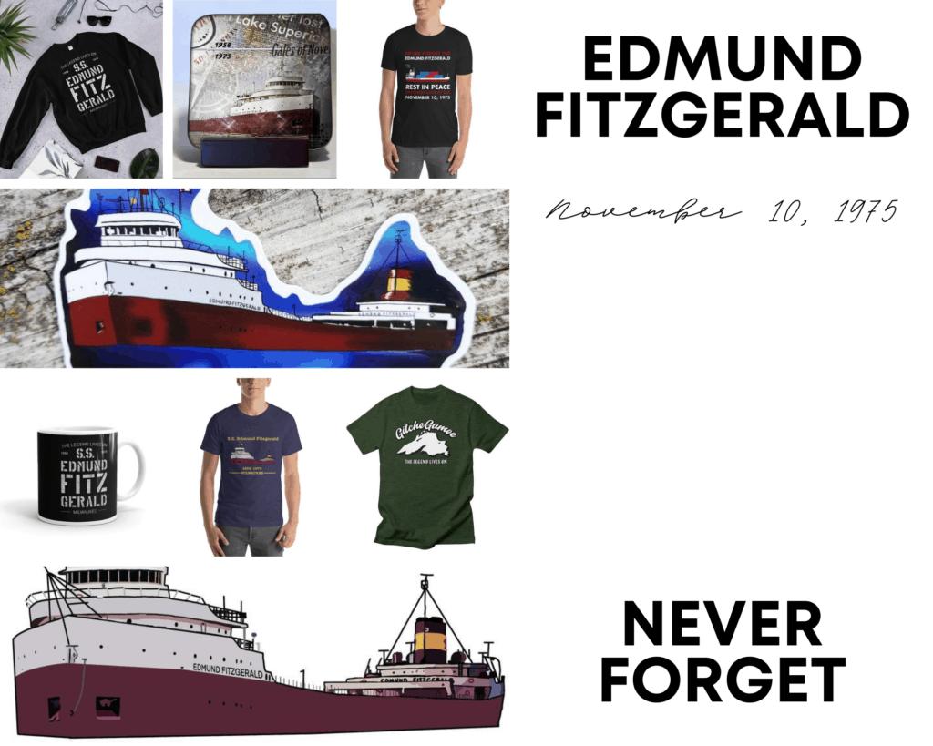 Edmund Fitzgerald memorabilia