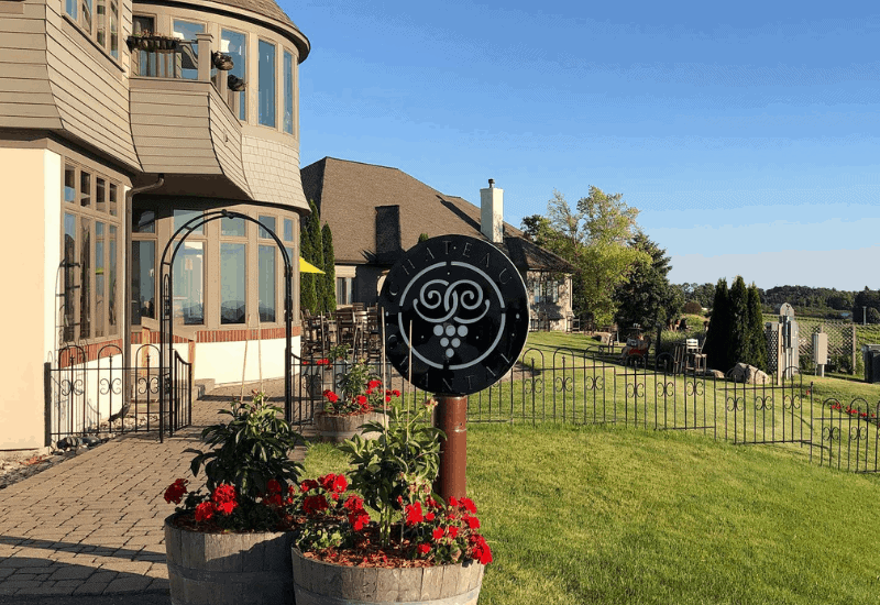 Best Boutique Hotels in Traverse City: Chateau Chantal