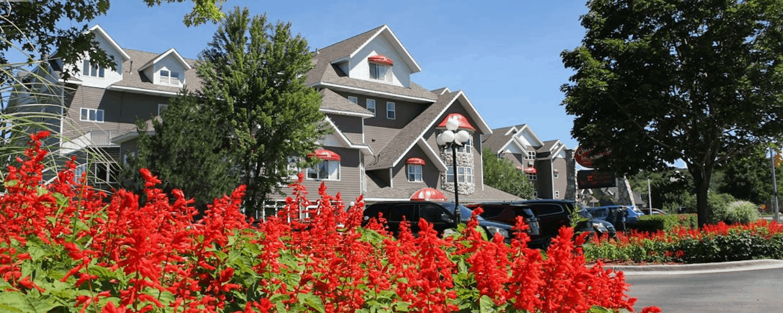 Cherry Tree Inn - Traverse City Hotels