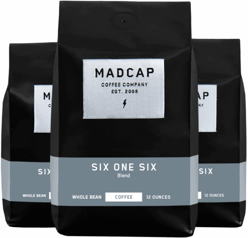 Mapcap Coffee Subscription - an ultimate michigan gift idea