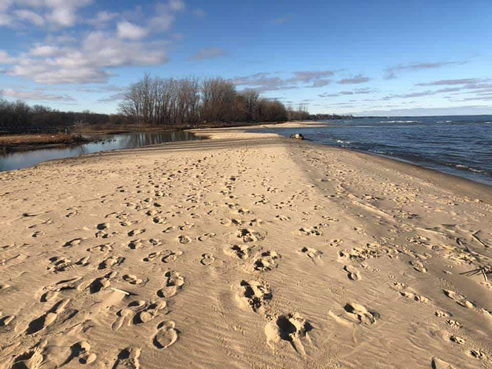 Lake Huron beaches: Bay City State Park