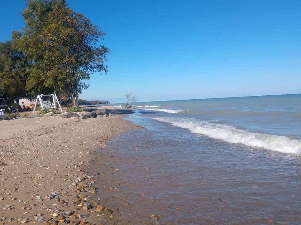 Lake Huron beaches: Lakeport State Park