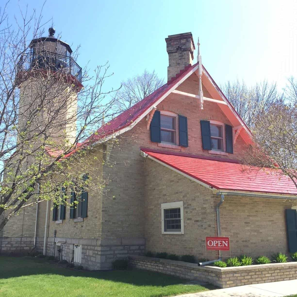 McGulpin Point Lighthouse - by McGulpin Point Lighthouse