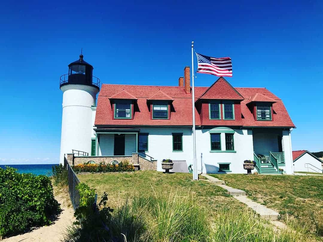 Point Betsie Lighthouse - by Point Betsie Lighthouse