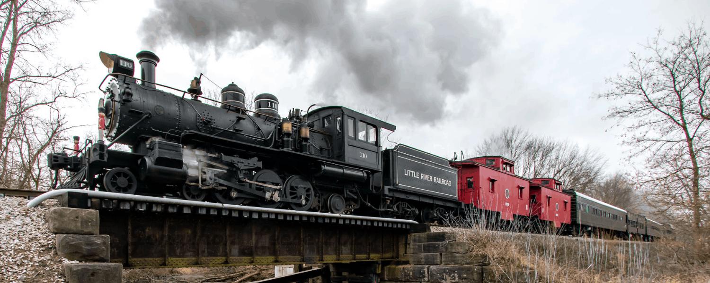 Polar Express Train Rides in Michigan