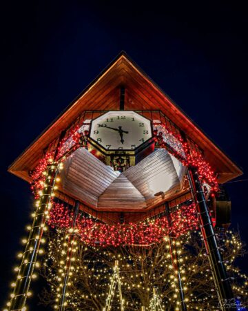 Spring Lake Sparkle Guide to the BEST Christmas Light Displays in Michigan [UPDATED 2021]