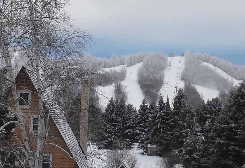 One of the Top Michigan Ski Resorts: Big Powderhorn Mountain Resort