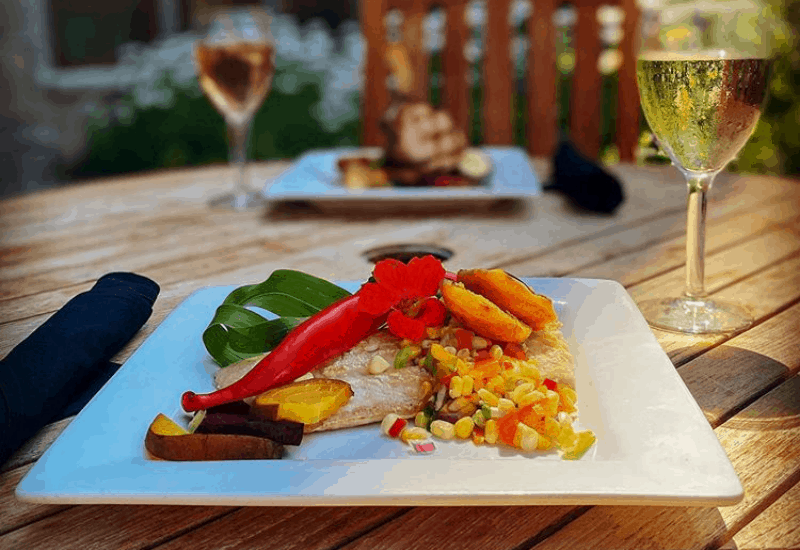 fine dining at crystal mountain resort