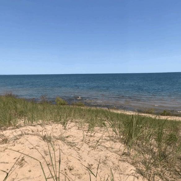 best Lake Huron beaches in Michigan