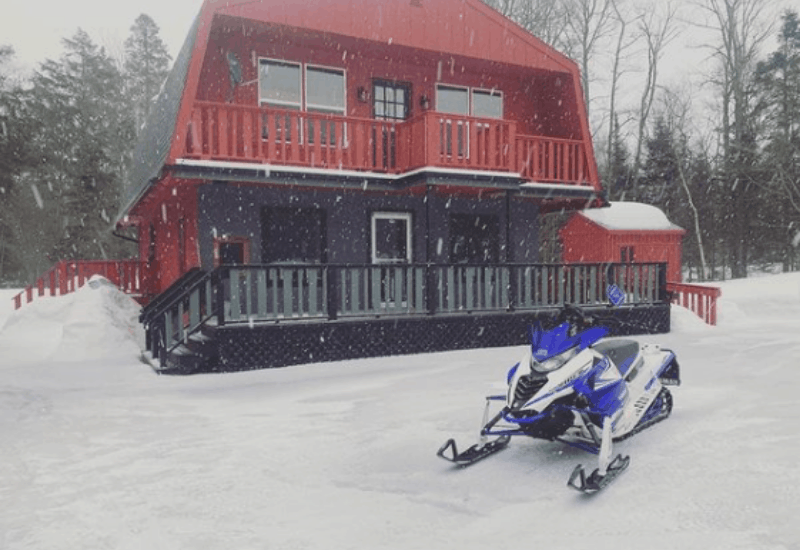 michigan family winter vacation