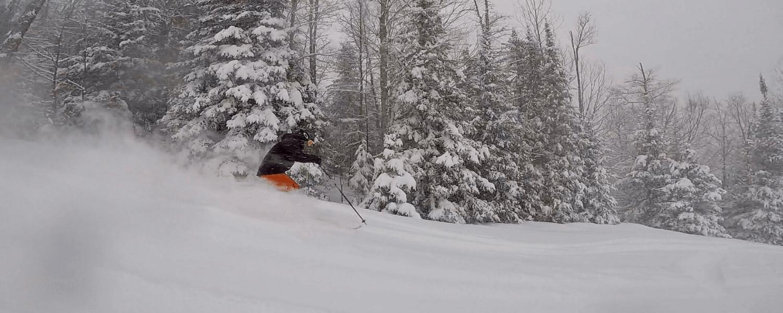 Ski Brule Michigan ski resort