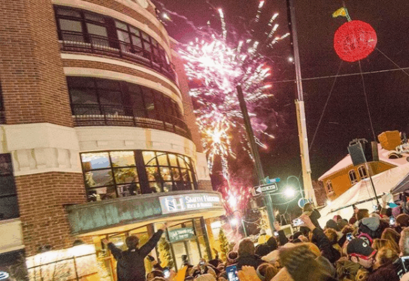 winter festivals in traverse city mi