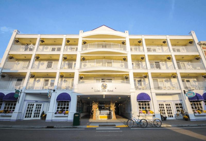 Lilac Tree Suites & Spa Hotel Mackinac Island