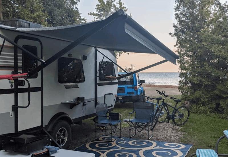 Mackinaw Mill Creek Camping - camping near Mackinac Island