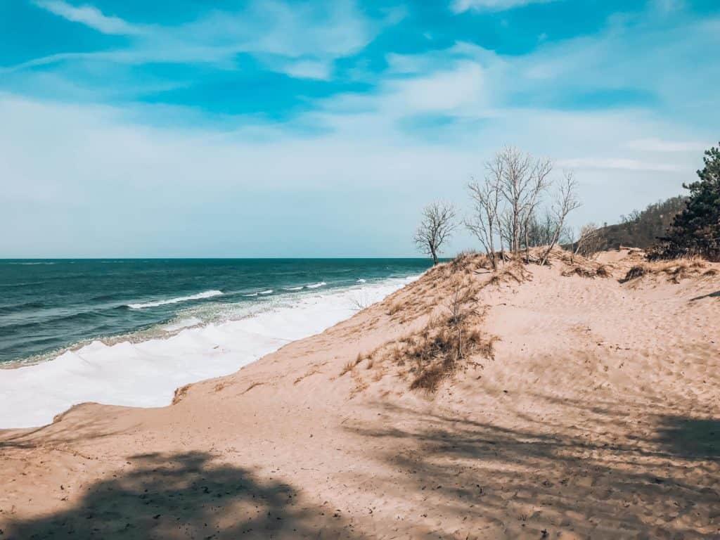 best beaches in West Michigan