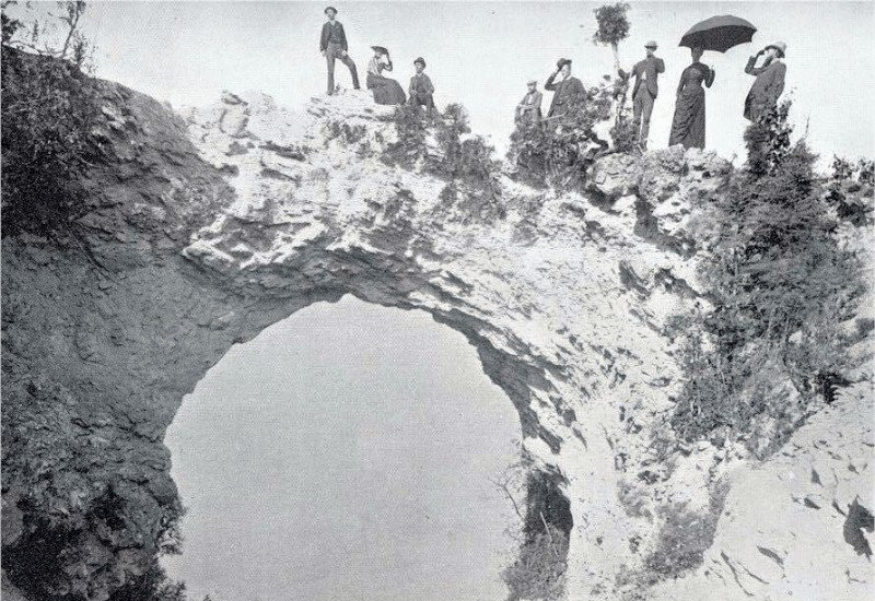 History & Legend of Arch Rock