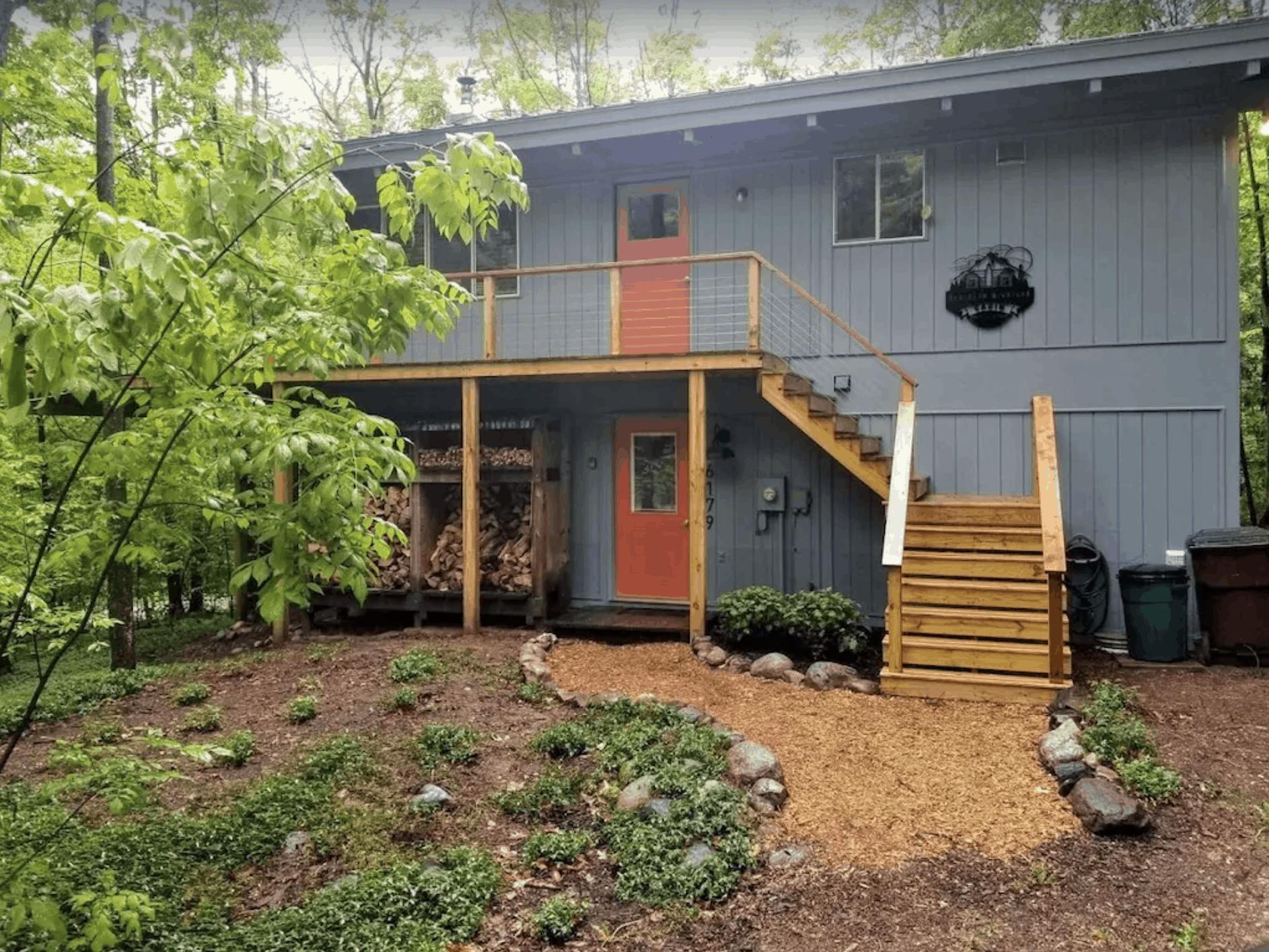 Shanty Creek Treehouse   Bellaire, MI