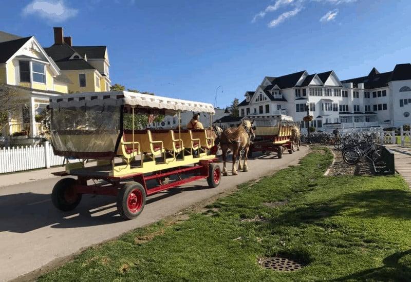Are Cars Allowed on Mackinac Island