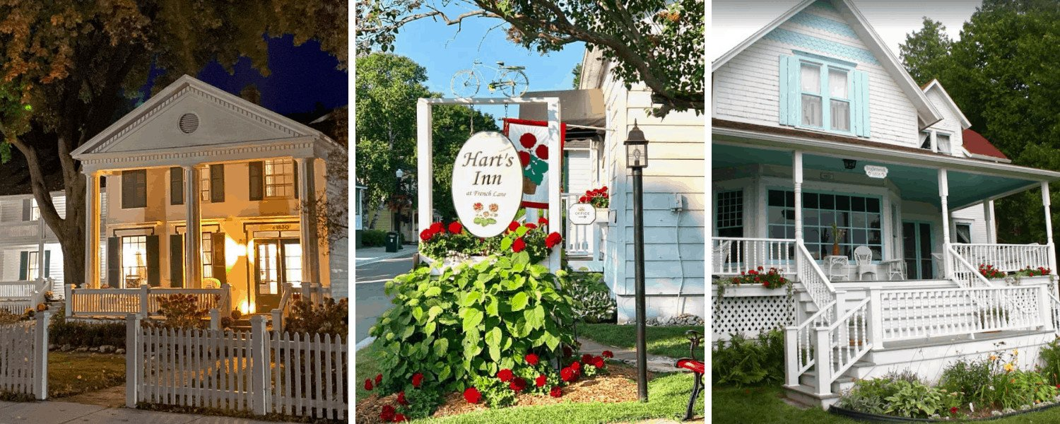 Best Mackinac Island Bed and Breakfast Options + Vrbo and Airbnb Mackinac Island Vacation Rentals