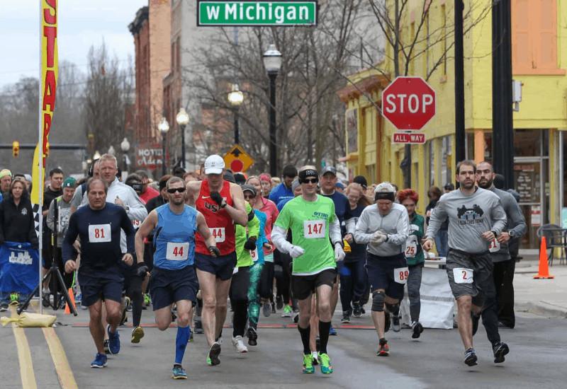 Best Michigan 5K Races in Jackson MI