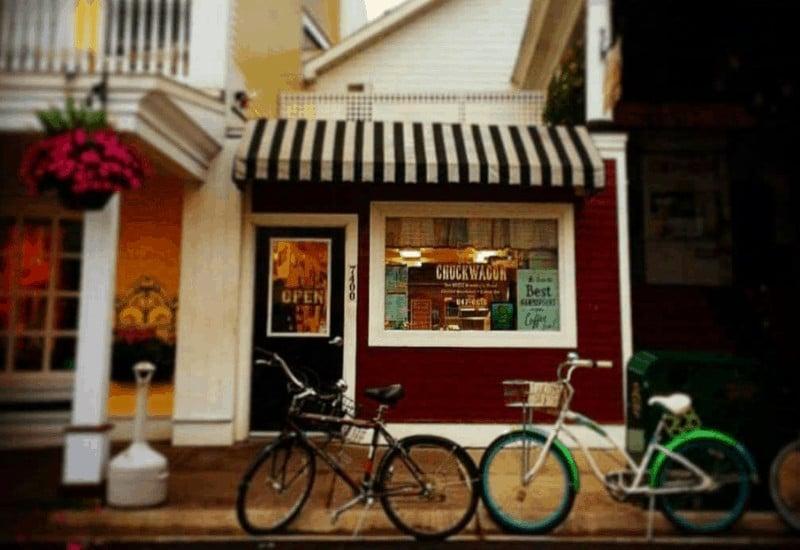 Chuckwagon Restaurant on Mackinac Island