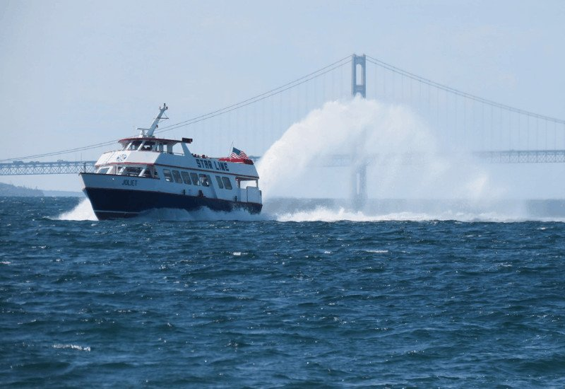How to Get to Mackinac Island Ferry - Star Line Ferry
