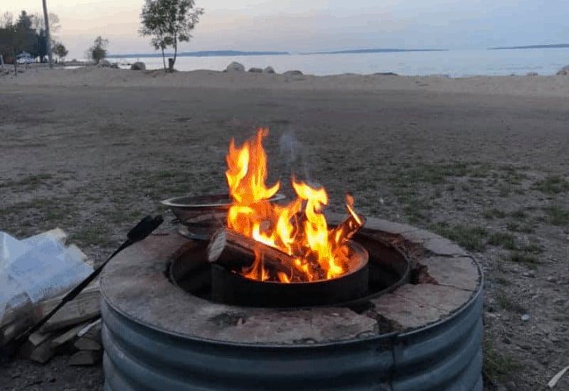 Mackinac Island Camping   Mackinaw Mill Creek Camping