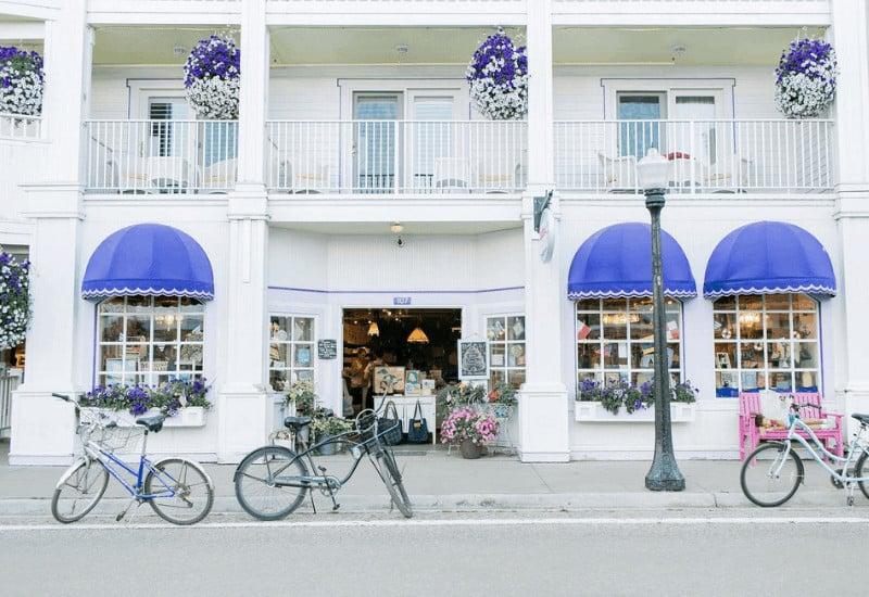 Mackinac Island Shopping