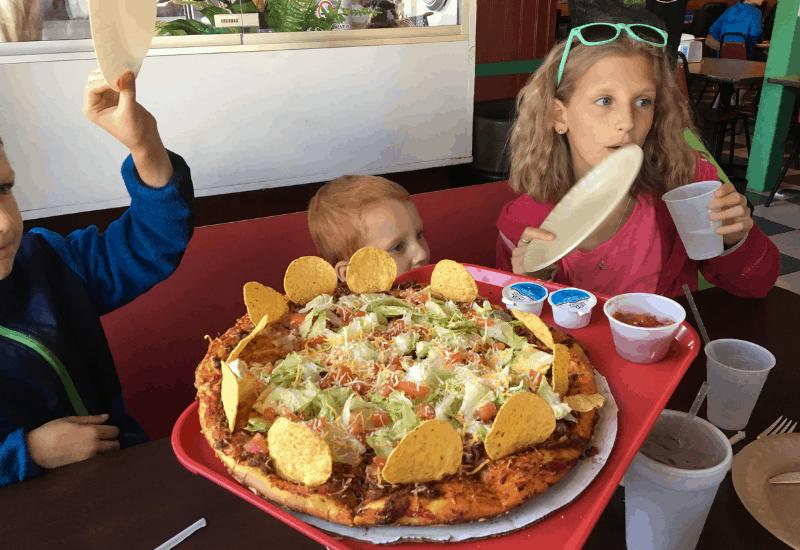 Mama Mia's Pizza | Best Pizza in Mackinaw City