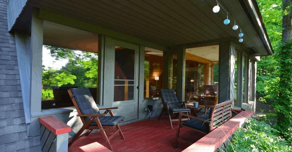 Up North Tree House Retreat   Suttons Bay, MI