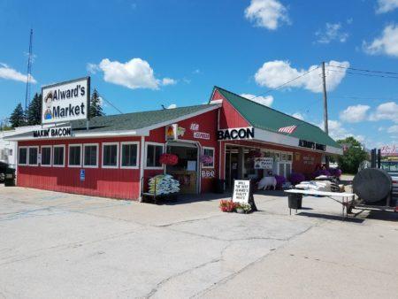 alwards market Enjoy Roger's Donuts, Alward's Bacon, & Sixty Lakes Area | Iosco County