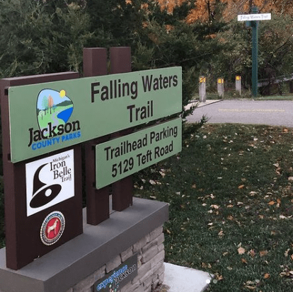 Spend a Day on the Falling Waters Trail